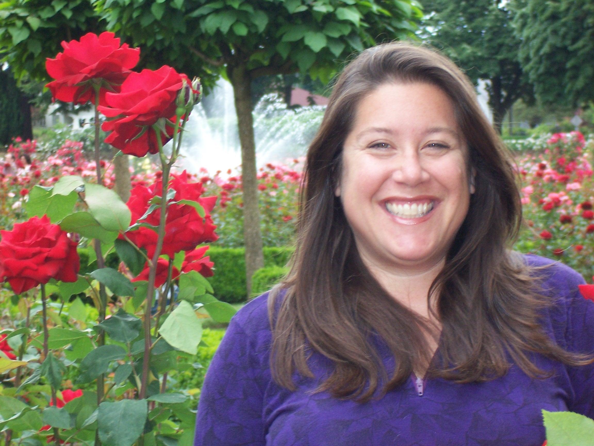 Existential Humanist psychotherapist Deborah High